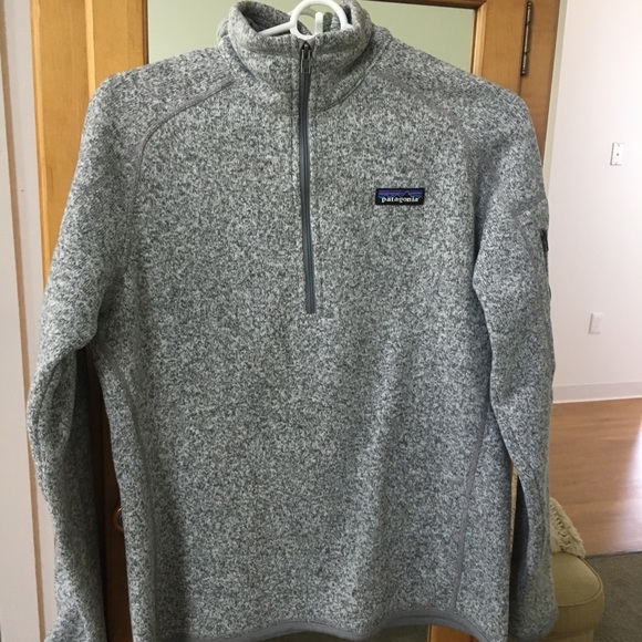 Patagonia Sweaters Womens Better Sweater 14 Zip Fleece Poshmark